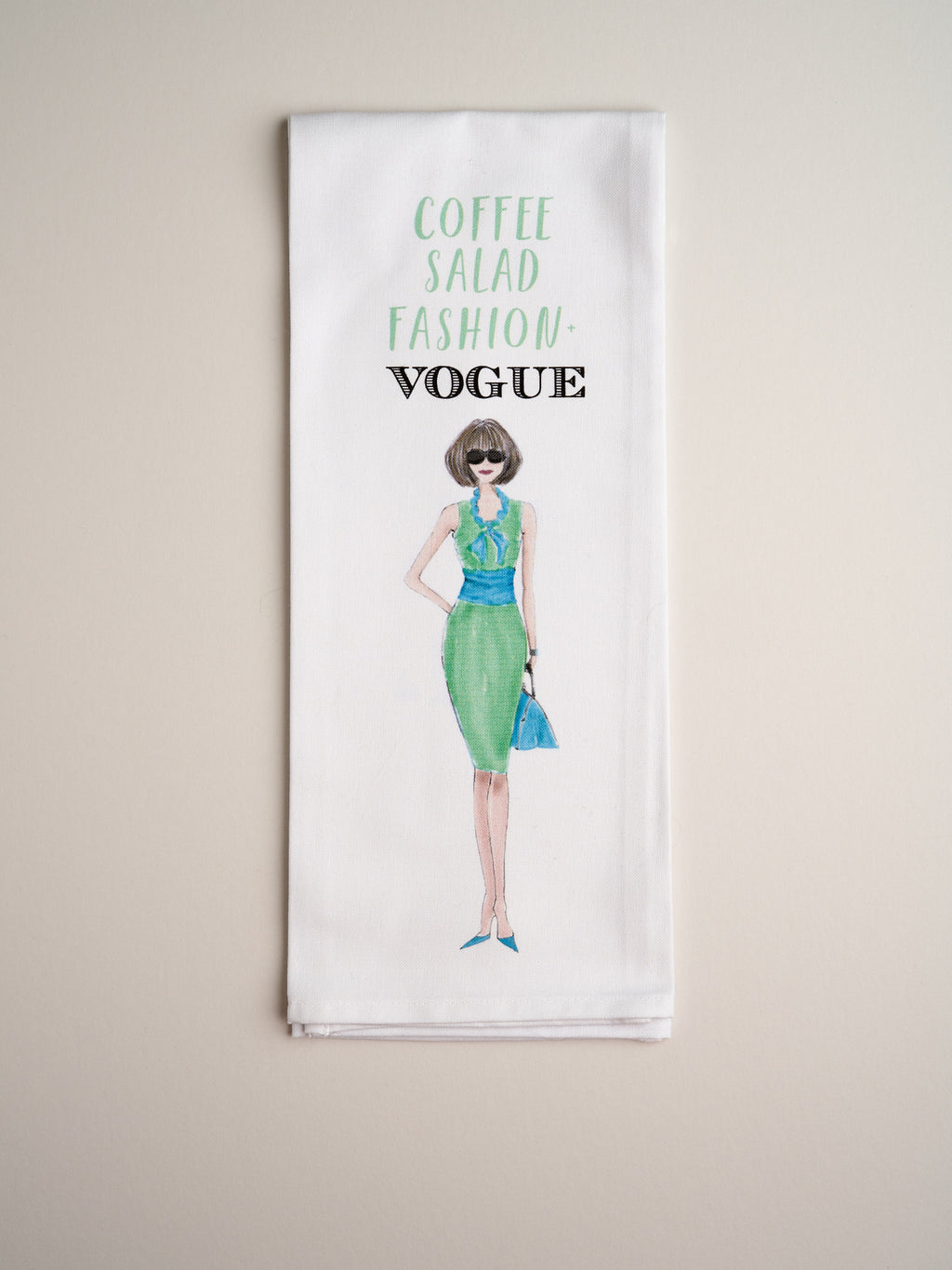 TEA TOWELS | Vogue