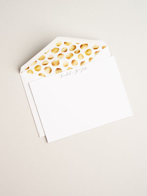 Double Thick Panel Cards - Notecards - Queen & Grace