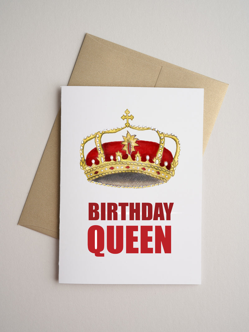 BD-21-02 | Birthday Queen