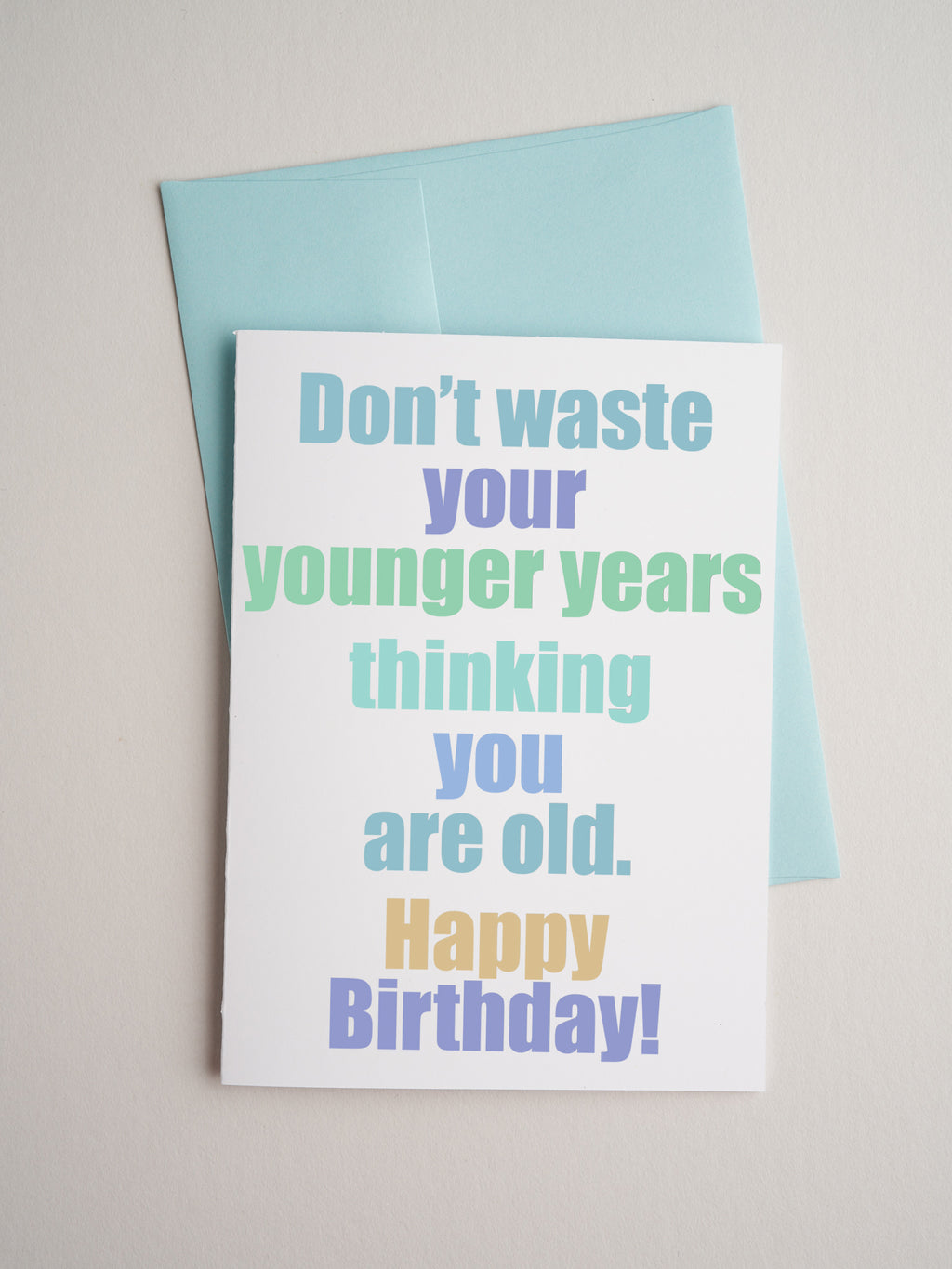 BD-21-05 | Younger Years