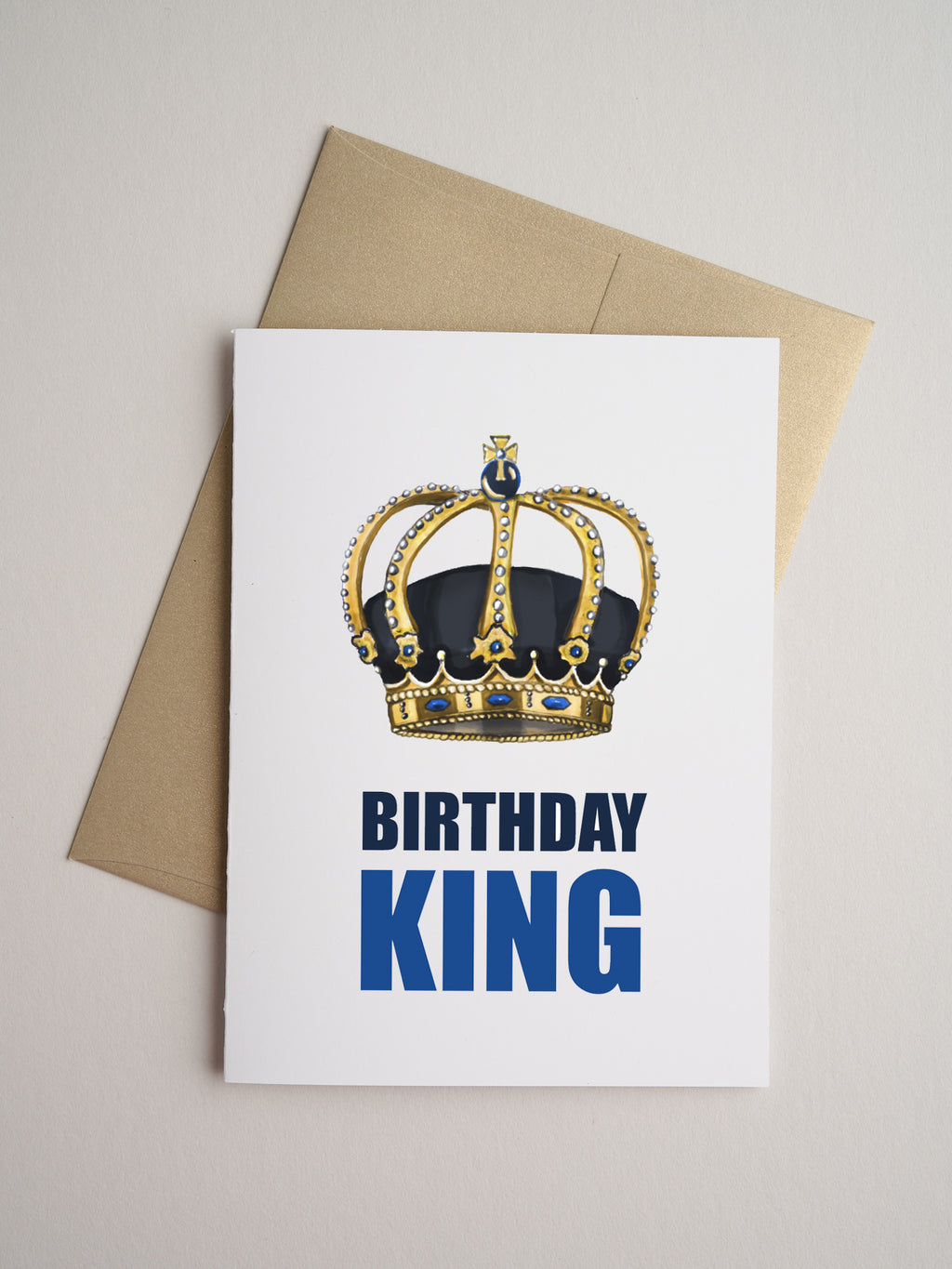 BD-21-01 | Birthday King