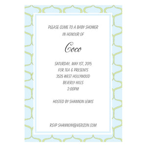 Coco - Invitations - Queen & Grace