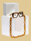 Glasses Chain - Amber