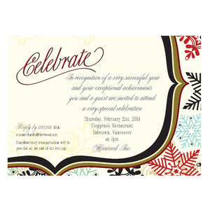 Holiday - Horwood - Invitations - Queen & Grace
