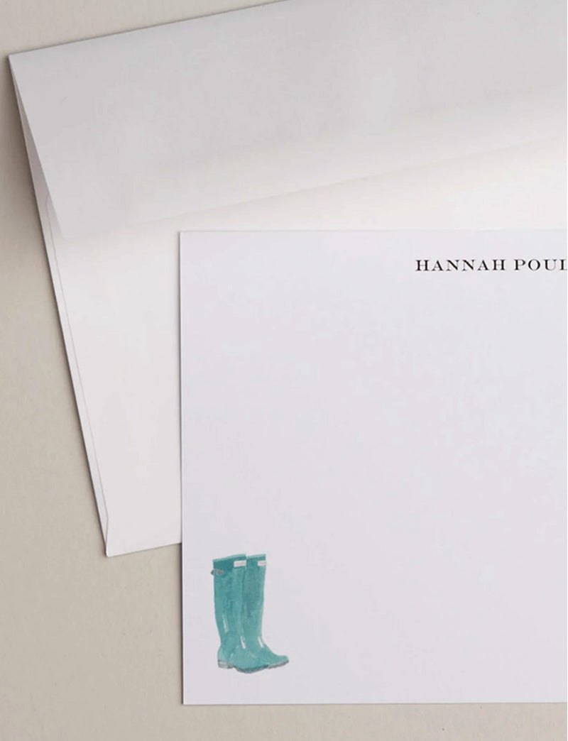 HUNTER BOOTS | Flat Panel Cards - [product_type] - Queen & Grace