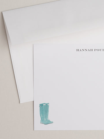 Hunter Boots Notecards