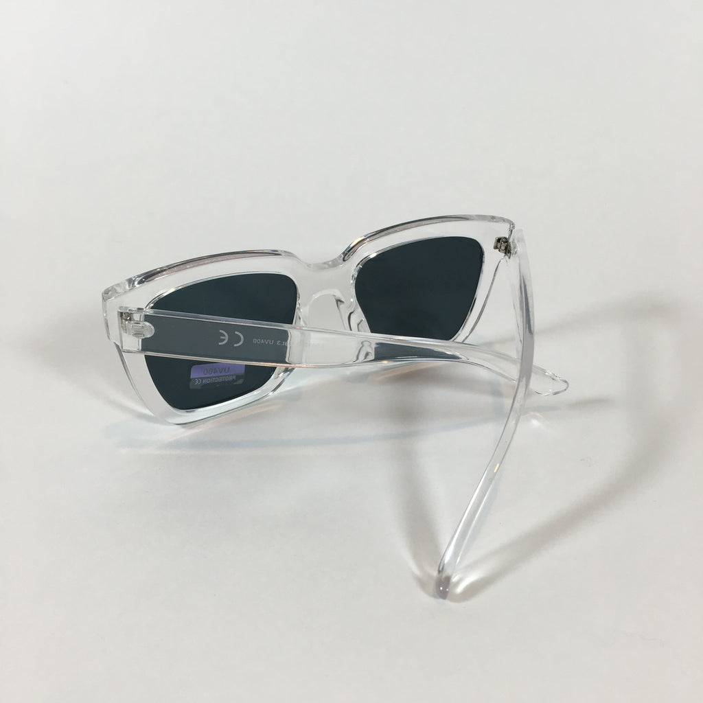 Sunglasses 5 - Clear Frames