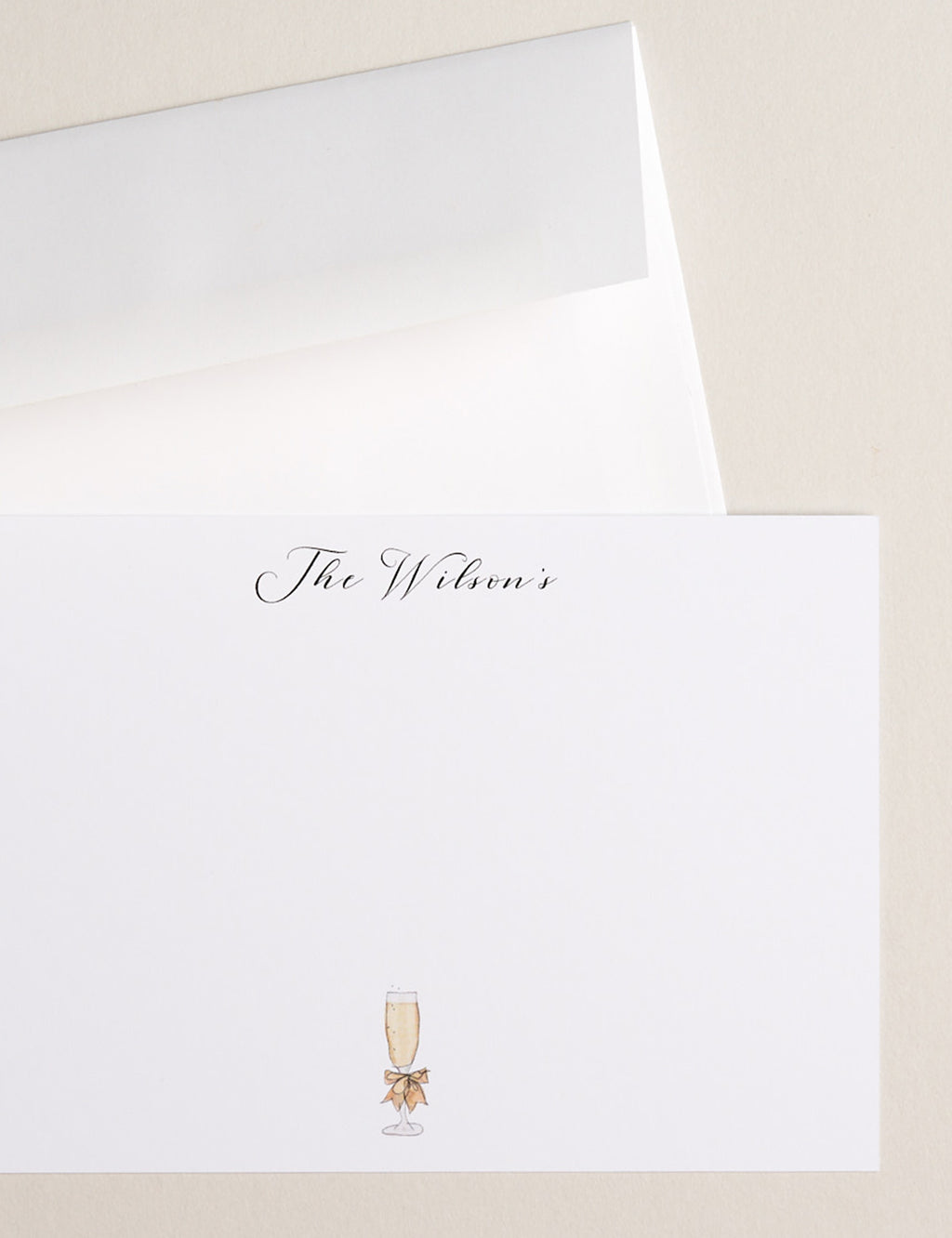 CHAMPAGNE | Flat Panel Cards