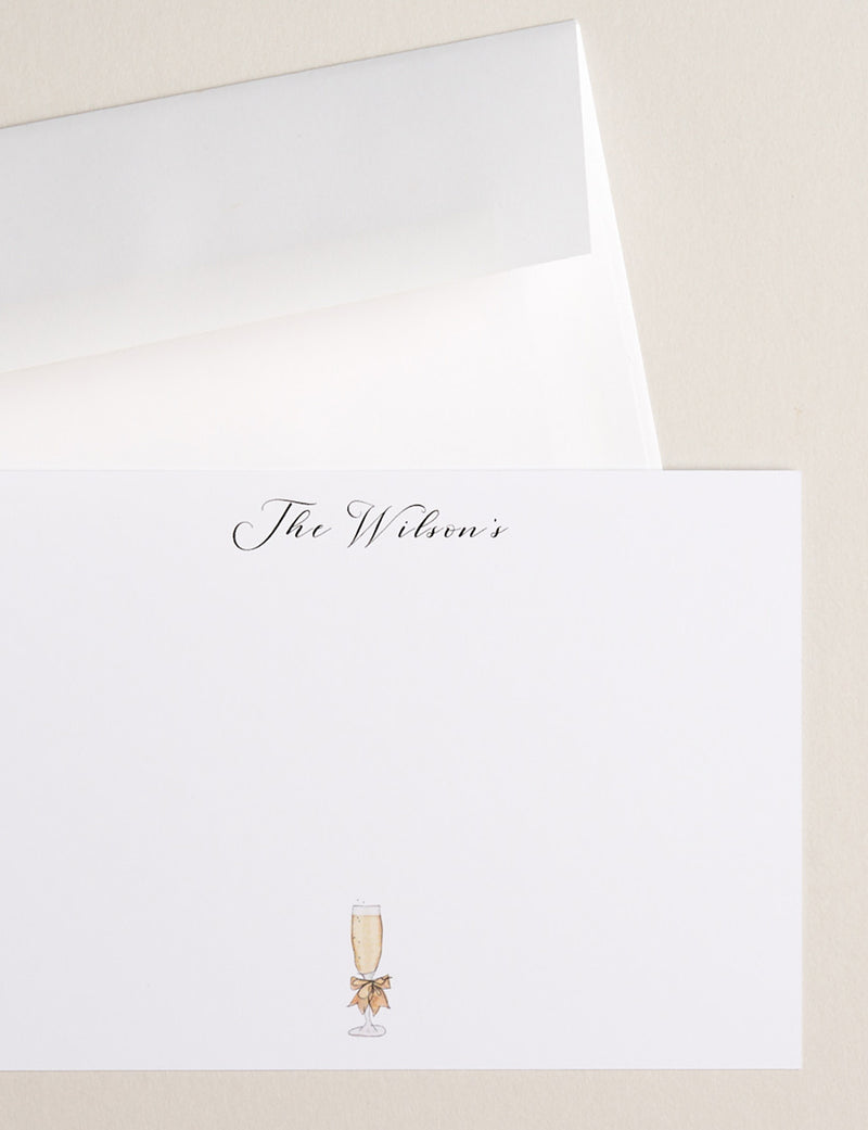 CHAMPAGNE | Flat Panel Cards - [product_type] - Queen & Grace
