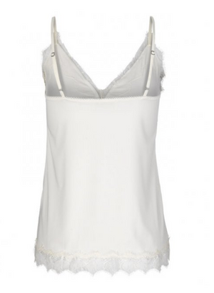 Ultimate Strappy Top | Ivory