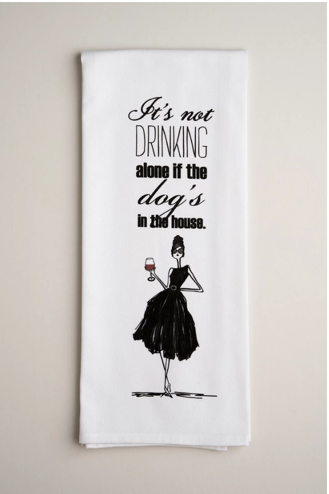 TEA TOWELS | Dog Shit - Accessories - Queen & Grace