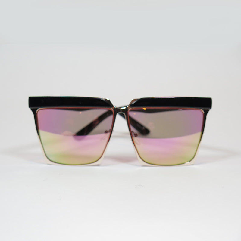 Sunglasses - Miami - Cashmere - Queen & Grace
