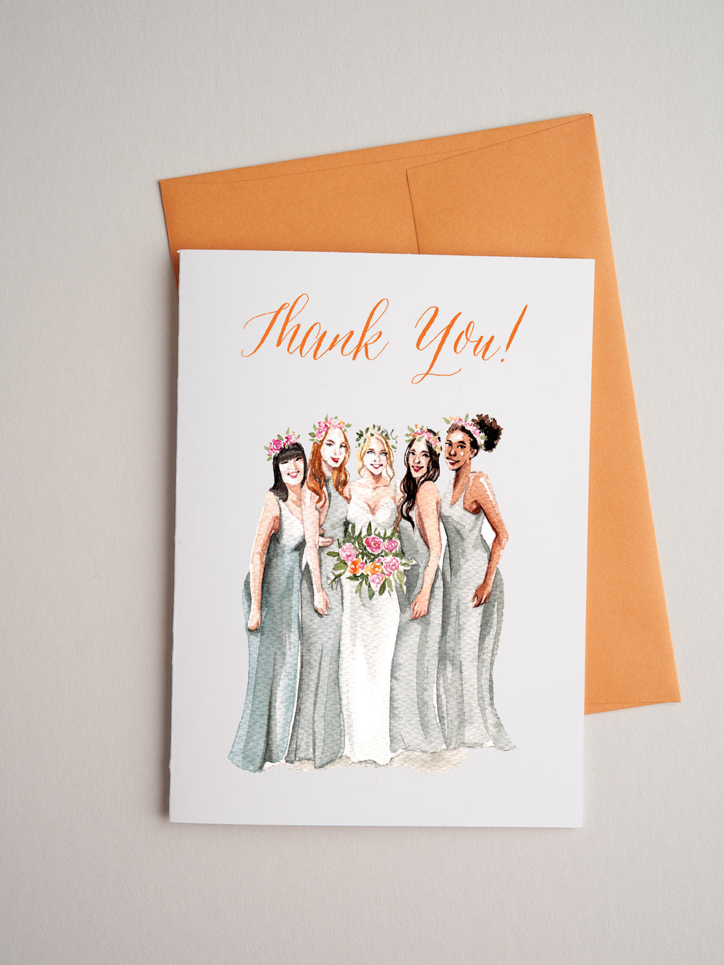 W-21-01 | Thank You Wedding