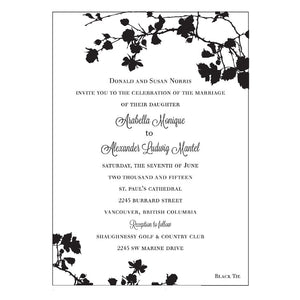 Wedding - Arabella Wedding - Invitations - Queen & Grace