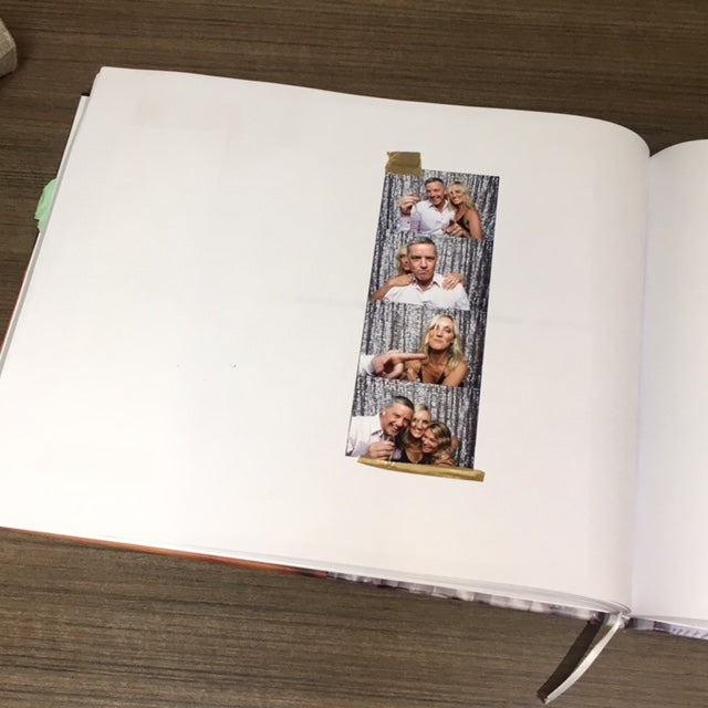 Hardcover Bound Book