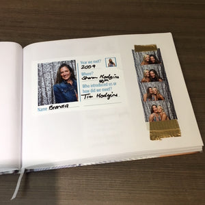Custom Guest Books - Accessories - Queen & Grace