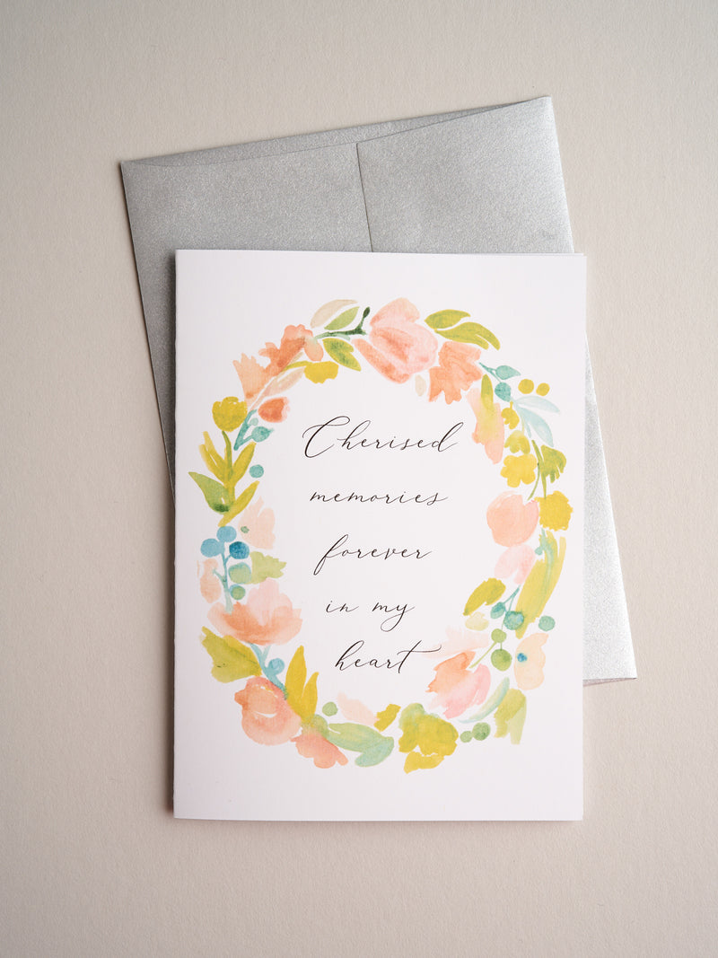 SYM-20-06 | Cherished - Greeting Cards - Queen & Grace