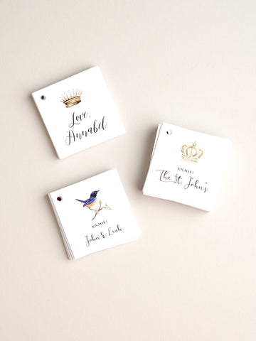 Gift Tags - Flat with hole