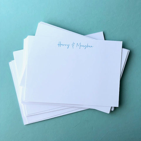 Silver South Font - Panel Cards
