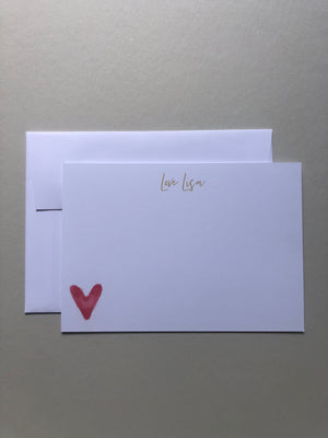 HEART | Flat Panel Cards
