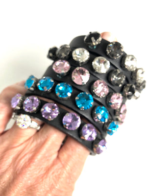 Crystal Cuffs