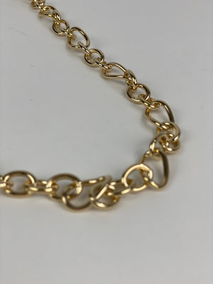 Nora | Multi Link Gold Necklace