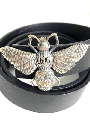Bee Belt | Sterling Silver