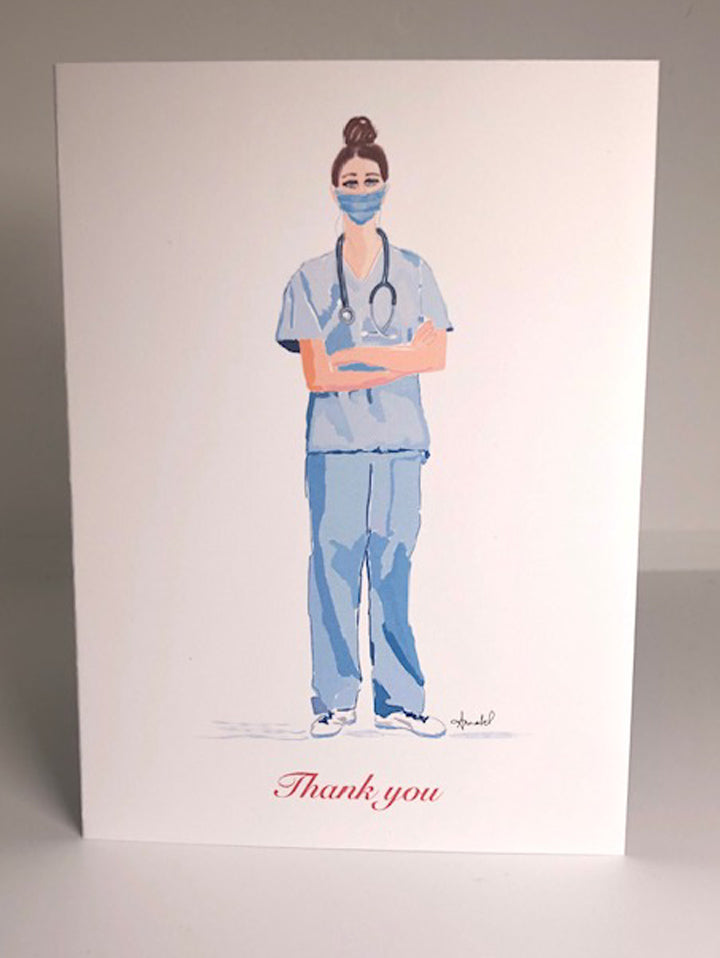 TQ-21-02 | Thank You Nurse