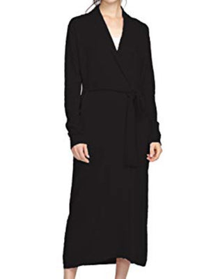 Cashmere Robe (PRE-ORDER NOW!) - Cashmere - Queen & Grace
