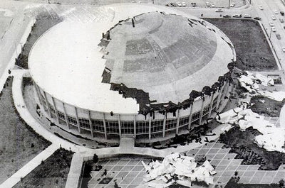 Fact Friday 184 - Bojangles' Coliseum History 2.0