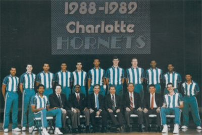 Fact Friday 15 - 5 Things You May Not Have Known About the Charlotte Hornets