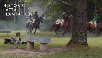 Fact Friday 209 - The Battle of Charlotte Reenactment