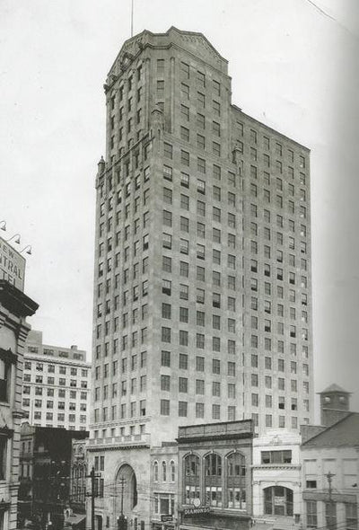 Fact Friday 114 - First National Bank Building