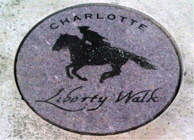 Fact Friday 9 - Charlotte Liberty Walk