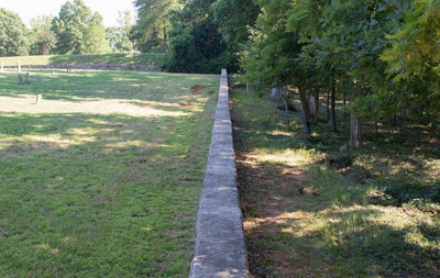 Fact Friday 189 - Another University Area Slave Cemetery