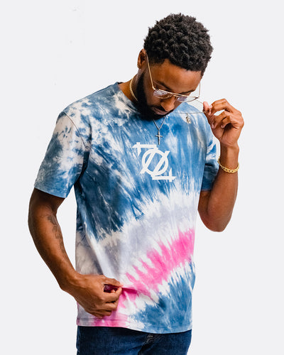 704 Shop Process™ Hand Dyed Tie Dye Tee's
