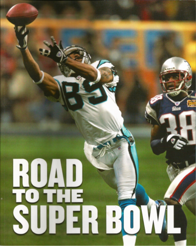 Fact Friday 34 - Road to the Super Bowl: The Carolina Panthers' Unforgettable First Championship Season