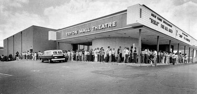 Fact Friday 232 - Tryon Mall Theater