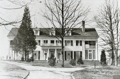 Fact Friday 127 – The James B. Duke Mansion – Myers Park Series