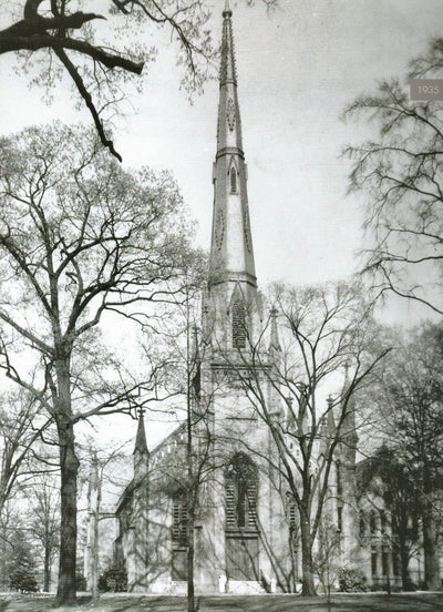 Fact Friday 144 - First Presbyterian Church
