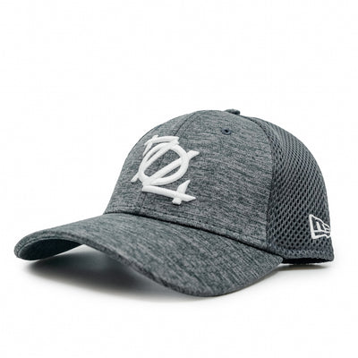 704 Shop x New Era 3930 Fitted Logo Cap - Graphite/White
