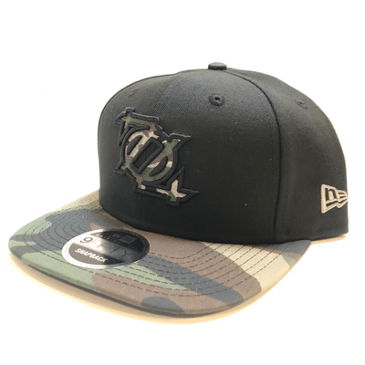 704 Shop x New Era 950 Snapback - Camo Logo Hat
