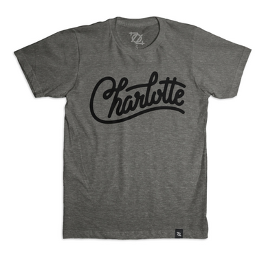 704 Shop Charlotte Script - Deep Heather