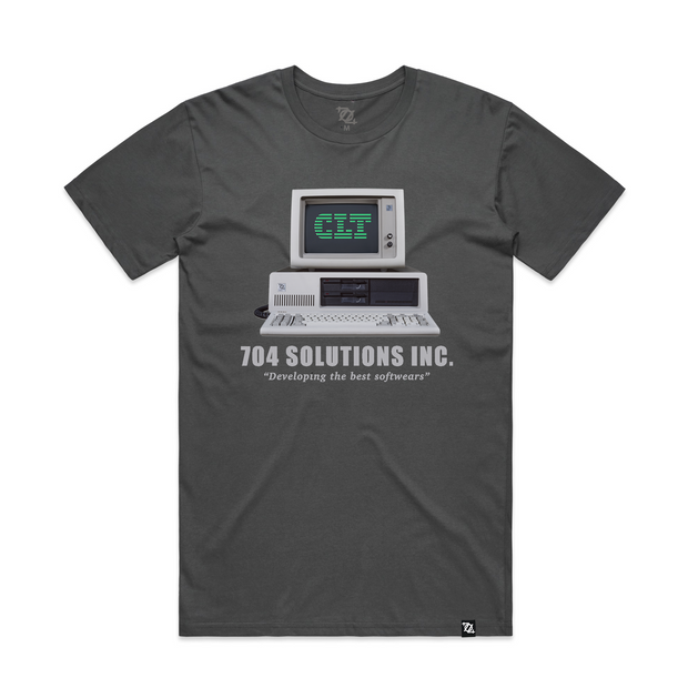 704 Shop 704 Solutions Inc. Tee (Unisex)