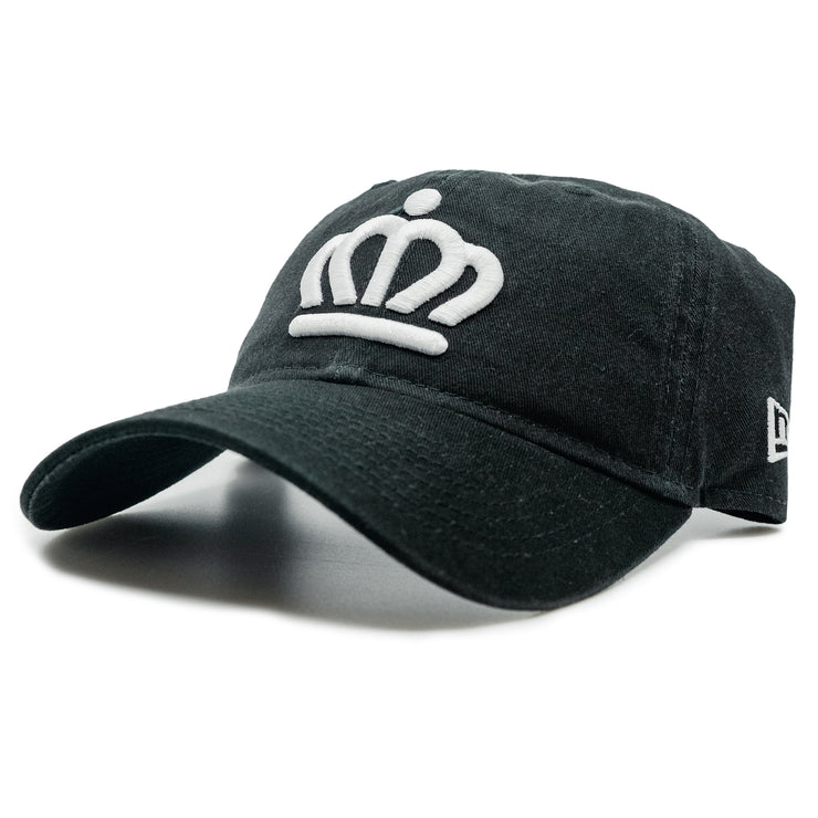 704 Shop x City of Charlotte x New Era - Official Crown 920 Cap - Black/White