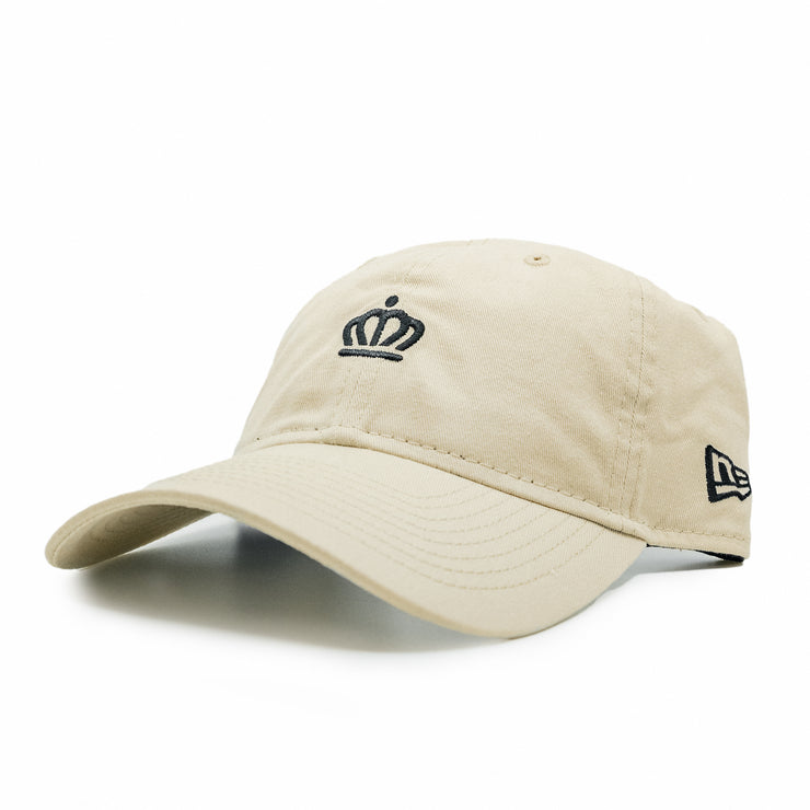 704 Shop x City of Charlotte - Micro Official Crown 920 Dad Cap - Stone/Black