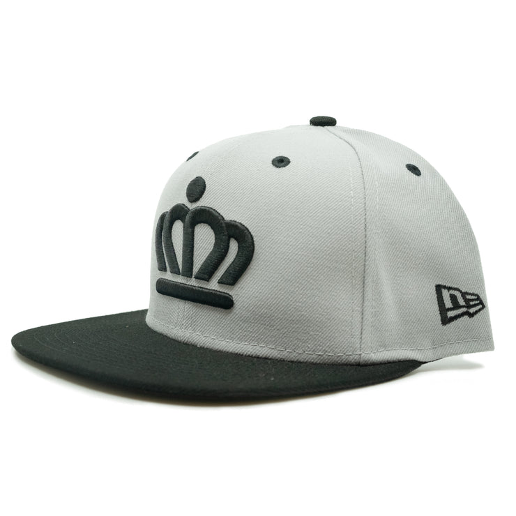 704 Shop x City of Charlotte x New Era - Official Crown 950 OF (Gray/Black)