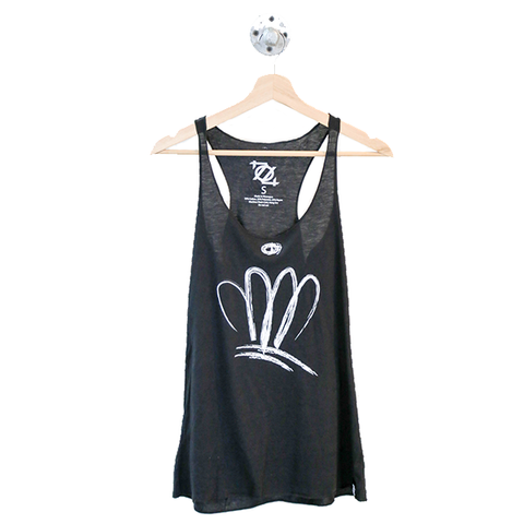 704 Shop Abstract Crown RacerBack Tank (Women's)