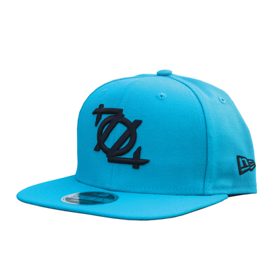 704 Shop x New Era 950 Logo Hat (Blue/Black)
