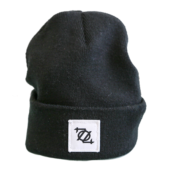 704 Shop Beanie - Black